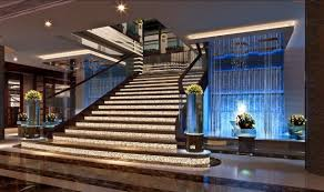 Lobby Stairs Design Hotel Stairs Hd Image 1222x723 For Gadget Background 46446