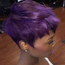 black women with purple hair 20 stunning short haircuts for black women hairiz