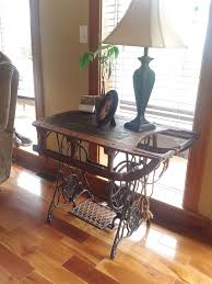 Singer Sewing Machine With Cabinet by 59 Best Sewing Machine Tables Redos Images On Pinterest Sewing