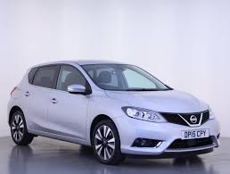 nissan pulsar nissan pulsar 1 2 dig t n tec 5dr on finance at socialmotors
