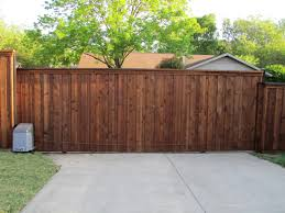 vertical sliding fence gate fence ideas simple sliding fence