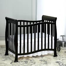 Hton Convertible Crib On Me Ashton 4 In 1 Convertible Crib Black Crib Ideas
