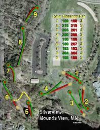 fridley target black friday map silverview park professional disc golf association