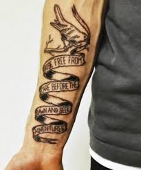 inner forearm tattoo designs for guys impressive forearm tattoos