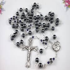 hematite rosary hematite rosary grace rosaries