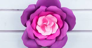 paper roses learn to make paper roses in 5 easy steps and get a free