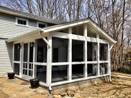 screened porch attach it off the master bedroom dream home