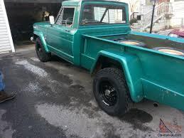jeep gladiator j2000 thriftside pick up truck