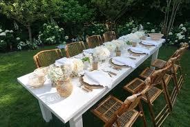 Bridgehampton Florist Hamptons Flowers  Floral Arrangements For - Design a table setting