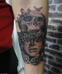 woman portrait tattoo tatpix com