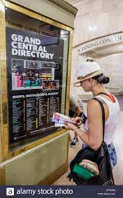 grand central terminal map manhattan york city nyc ny midtown 42nd grand central