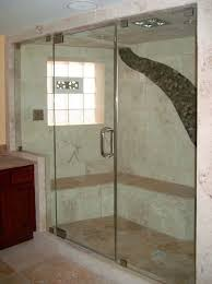 frameless glass shower enclosures in chicago naperville and