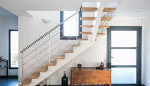 rambarde escalier design fabricant escalier bois et metal sur mesure landes u0026 côte basque