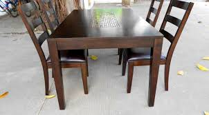 Large Dining Table Singapore Table Satiating Wooden Dining Tables And Chairs Alluring Wooden