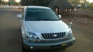 used 2008 toyota harrier 240g l package cba acu35w for sale