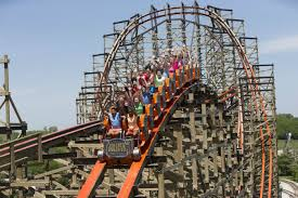 speed of roller coaster the 7 amusement park wonders of the huffpost