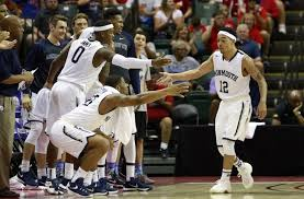 basketball bench celebrations watch monmouth bench makes celebrations 101 instructional video