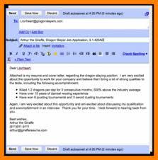 Email Sample Sending Resume by Sending A Cover Letter Resume Cv Cover Letter 2 Examples Hardcopy