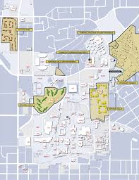 App State Campus Map by Byu On Campus Housing