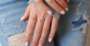 small rings images Solid gold ring stacking ring handmade tiny rings knuckle rings jpeg