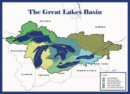 United States Map With Lakes And Rivers by Odnr Division Of Water Resources U003e Water Use U0026 Planning U003e Great