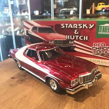 Ford Gran Torino Starsky And Hutch Greenlight 1 18