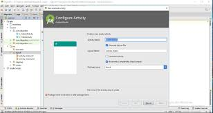 android package name how to solve android package name error on android studio