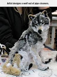 wolf made pipe cleaners
