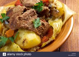 basma cuisine basma stew farm style with tender potatoes
