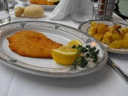 plat cuisiné au four deuxieme plat escalope milanaise pommes de terre au four
