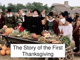 thanksgiving explanation ies la senda