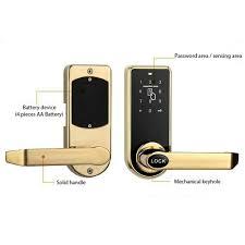 How To Unlock A Bathroom Door Knob How To Open A Locked Door With Knife Pick Lock Paperclips Tutorial