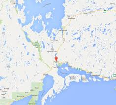 Trans Canada Highway Map by Nipigon River Bridge Fails In Cold Only Road Connecting Eastern