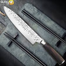 high carbon kitchen knives kitchen knife 8 inch professional chef knives japanese 7cr17 440c
