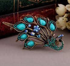 134 best peacock jewels images on peacock jewelry