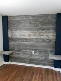 Grey Feature Wall Feature Walls U2013 Jmf Custom Wood Features L Barndoors U2022 Feature