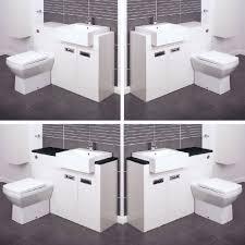 corner vanity units with basin bathroom sink double sinks for