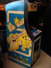 pacman arcade ebay