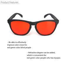 Red Green Blind Colorblindness Corrective Glasses Best For Red Green Color Blind