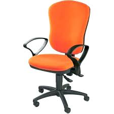 fauteuil de bureau orange siege de bureau fly chaise orange fly chaise bureau orange fly