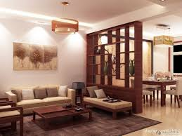 classification of walls living room and dining room divider design