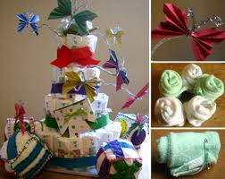 Diaper Cake Directions How To Make Diaper Cakes