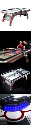 84 air hockey table air hockey 36275 84 air powered hockey table buy it now only