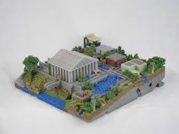 Design Your Own 3d Model Home 3ders Org Figureprints Recreates Your Favorite Minecraft World