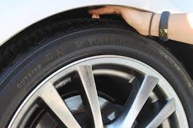 High Tread Used Tires Buying A Used Car Check The Tires Kelley Blue Book