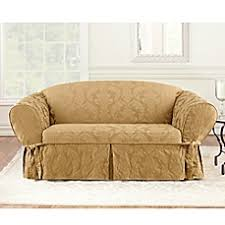 Loveseat Throw Cover Loveseat Slipcovers Furniture Covers U0026 Throws Bed Bath U0026 Beyond