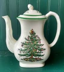 spode tree teapot t466 by stetsoncollectibles on etsy