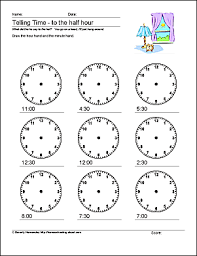 free worksheets time worksheets past the hour free math