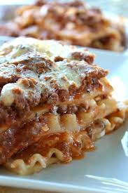 What To Add To Cottage Cheese by Classic Lasagna Great Grub Delicious Treats