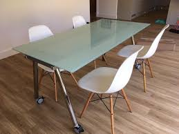 ikea glass dining table in bearsted kent gumtree